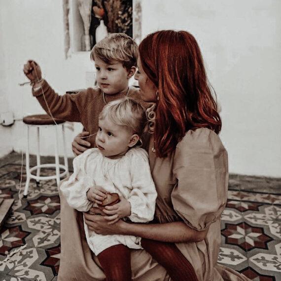 maternidad y crianza