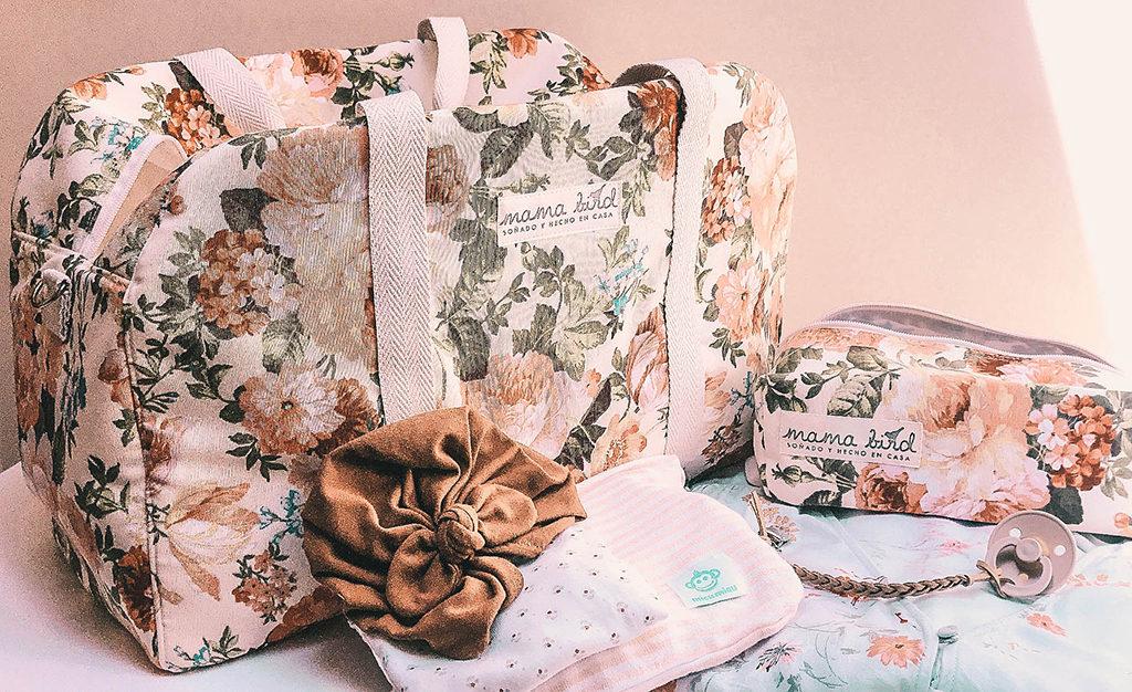bolsa de maternidad para el hospital