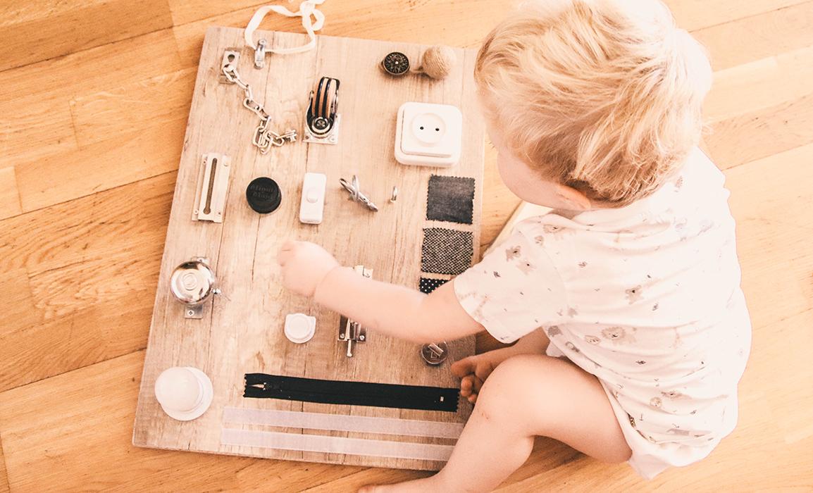 tabla de actividades Montessori